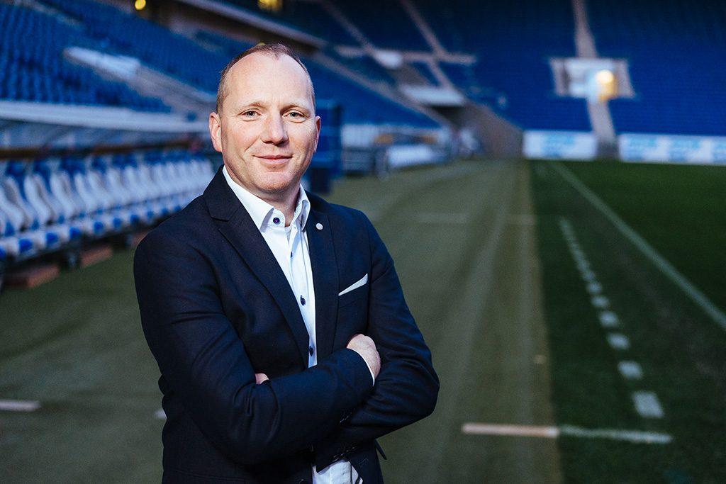 Geschäftsleiter PreZero Dietmar Böhm